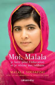 Lecture du Moment / Malala dans LIVRES malalas
