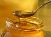 Du miel , pour soigner !